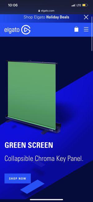 El Gato Green Screen for Sale in Minneapolis, MN