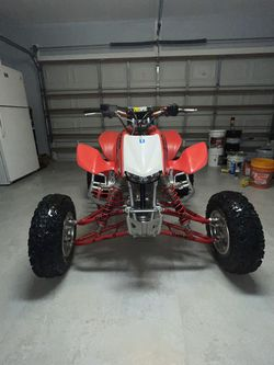 Titled 2009 Trx450er for Sale in Miami,  FL