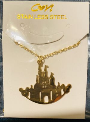 Cute lIl Castle Pendant for Sale in San Diego, CA