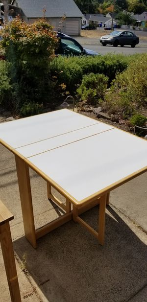 Double drop leaf table for Sale in Napa, CA
