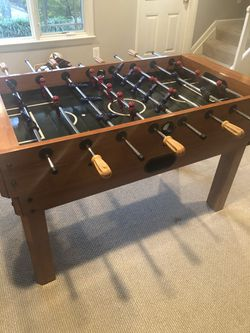 Harvard Foosball Multi-game Table for Sale in Bethesda,  MD