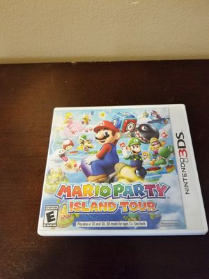 "Mario Party ""Island Tour"" (3DS) for Sale in Louisville, KY"