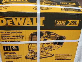 DeWALT 20V Max Brushless Cordless Jigsaw (Tool Only) And Blade for Sale in Pittsburgh,  PA