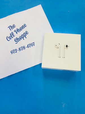 Apple Airpods Certified Preowned for Sale in Carrollton, TX