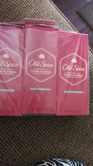 Old spice aftershave for Sale in Pennsauken Township, NJ