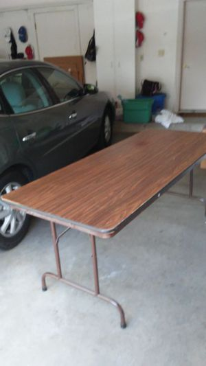6 ' Banquet table for Sale in Traverse City, MI