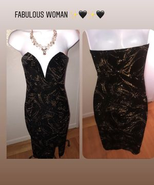 Black Prom Dress for Sale in Oakland, CA