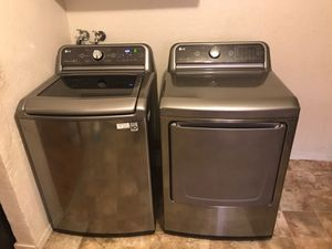 LG Washer and Gas Dryer for Sale in Windsor Hills, CA