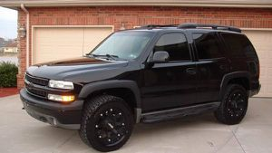 URGENT '03 Chevrolet Tahoe FOR SALE for Sale in The Bronx, NY
