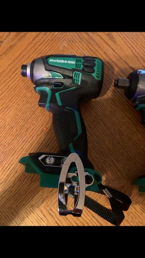Metabo impact drill for Sale in Arvada, CO
