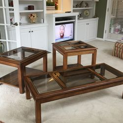 Coffee Table And Two End Tables for Sale in Smyrna,  GA