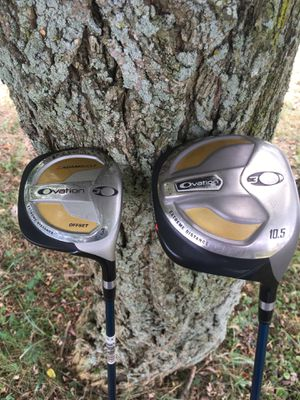 Aldila Vs Ovation 3 driver and 3wood golf clubs for Sale in Pittsburgh, PA