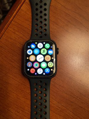 """Apple Watch series 5 44"""" Price on front for Sale in Los Angeles, CA"""