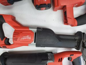 Milwaukee M18 saw zaw 65$!!! Tool only for Sale in Fort Worth, TX