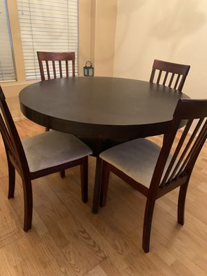 Dining Table with Chairs for Sale in Poway, CA