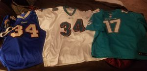 Miami dolphin jerseys for Sale in Gaithersburg, MD