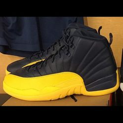 Black and Yellow 12s for Sale in Oklahoma City,  OK