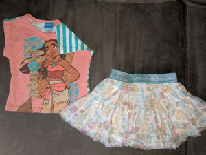 3t Moana outfit for Sale in Cottage Grove, MN