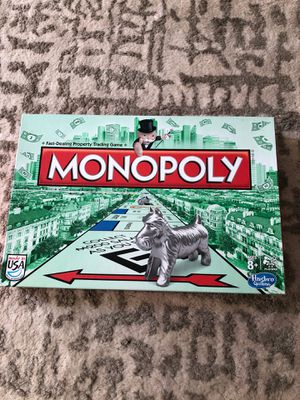Monopoly Board Game for Sale in Sarasota, FL