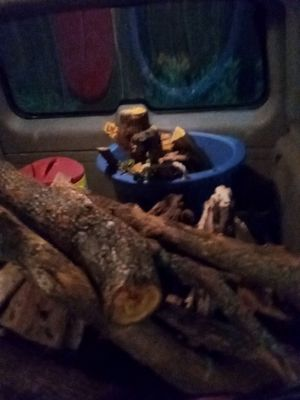 Great pecon smokeing wood for Sale in Irving, TX