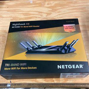 Netgear Nighthawk X6 Router Model#R8000 for Sale in Beachwood, NJ