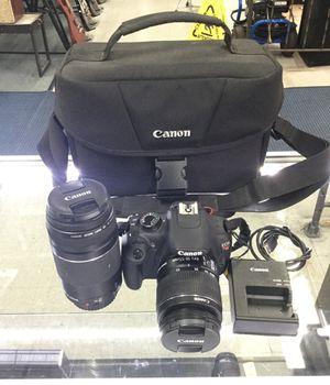 Canon EOS T5 Camera Kit 18MP for Sale in Chula Vista, CA