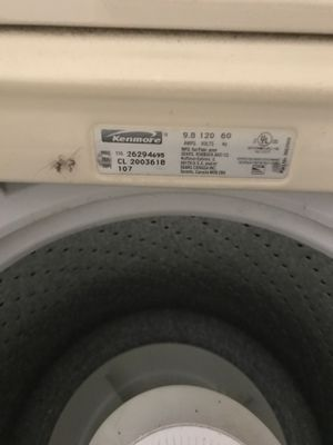 Kenmore heavy duty washer for Sale in Severn, MD