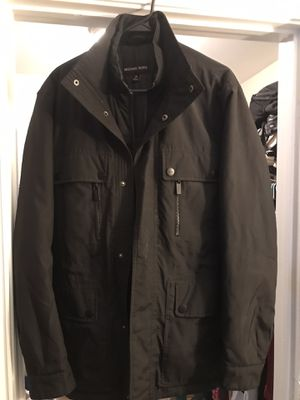 Men's Black Michael Kors Jacket for Sale in Nashville, TN