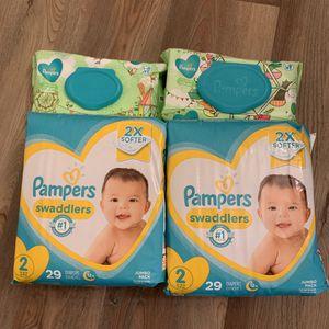 Pampers for Sale in Menifee, CA