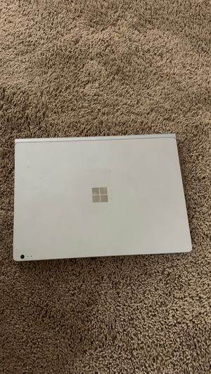Microsoft surface book i5 for Sale in Sacramento, CA