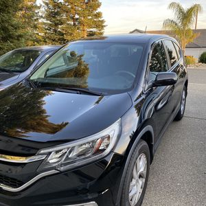 Honda CRV EX 2 WD black in black for Sale in El Dorado Hills, CA