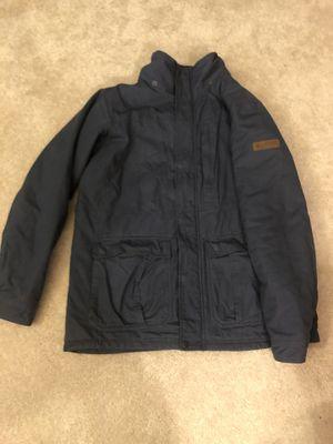 Men's Columbia coat in blue size L for Sale in Alexandria, VA