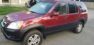 2002 Honda CRV EX for Sale in Everett, WA