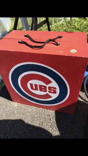Chicago Cubs Washer Toss Game for Sale in Westchester, IL