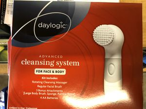 Advanced cleansing system (face & body) for Sale in Summer Shade, KY