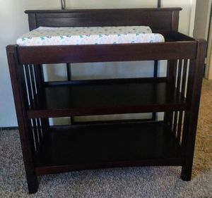 Sleep Haven changing table for Sale in Vista, CA