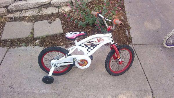 Kids bike boy
