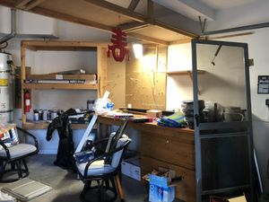 Free workstation and top racks for Sale in San Diego, CA
