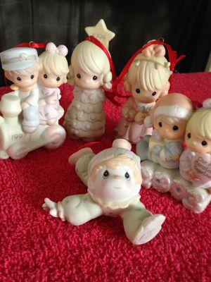 Precious moments ornaments for Sale in Clovis, CA