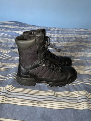 TACTICAL SPORT COMPOSITE TOE SIDE ZIP BOOT Size 10.5 for Sale in Tampa, FL