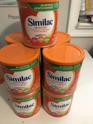 Similac sensitive for Sale in Washington, DC