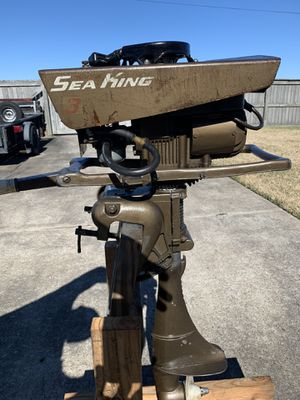 Outboard motor for Sale in Deer Park, TX