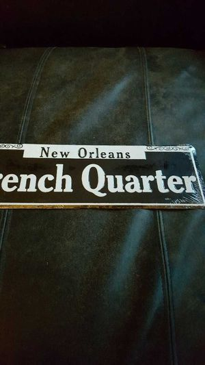 French Quarter Wall Art for Sale in Fairfax, VA