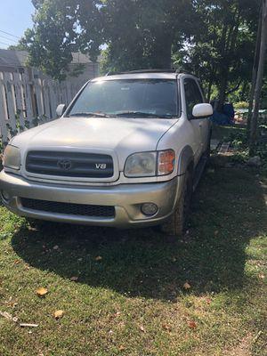 03 Toyota Sequoia for Sale in Elizabeth, PA