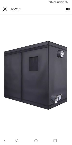 Grow tent 4ft X 8ft X like 6.5 ft high for Sale in Arvada, CO