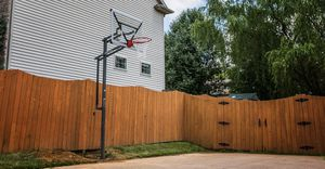 Goliath 54 inch in ground basketball hoop for Sale in Los Angeles, CA