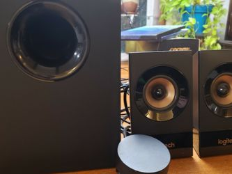 Computer Speaker\sub Set (Logitech) for Sale in Boring,  OR