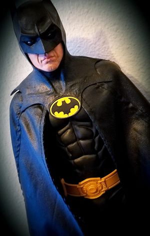 Batman 1989 1/4 scale neca figure ( trade for sideshow / hot toys ) for Sale in Beaverton, OR