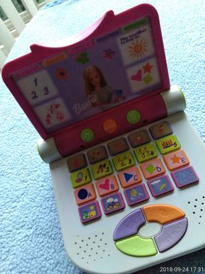 Really Cute Barbie Laptop for Sale in Takoma Park, MD