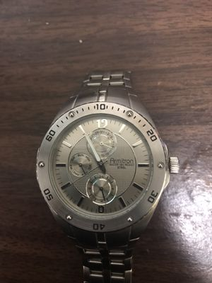Armitron 20/4412sv men's wrist watch for Sale in Rye Brook, NY